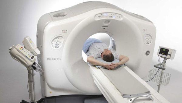 проведение кт сканирования грудной клетки