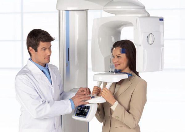 проведение кт сканирования зубов